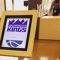 """Setting up at the @sacramentokings Experience center. ==================== MCE IS A PROUD PARTNER  1. TAP - START  2. Type your name and info requested.  Get your table number auction number golf cart assignments,  tee time or any other customer information 3. Click - submit  #paperlessRegistration #eventprofs #eventplanning #concierge  #hollywood #blackenterprise  #registration  #golfchannel #nbastars #nba  #millionairemindset #ballislife #ballers #bossmoves #bossgram #golfstagram  #mba…"