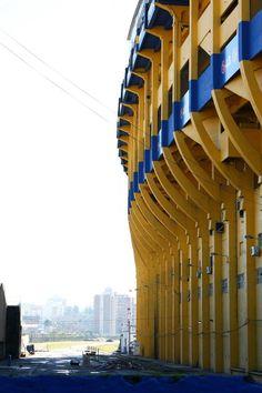 La 12 en fotos @Ladoce12EnFotos Espectacular foto de la #Bombonera Soccer Stadium, Football Stadiums, Professional Soccer, Football Design, Sports Clubs, Most Beautiful Cities, Sports Illustrated, The World's Greatest, Argentina