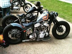 Harley Davidson Bike Pics is where you will find the best bike pics of Harley Davidson bikes from around the world. Bobber Bikes, Bobber Motorcycle, Cool Motorcycles, Vintage Motorcycles, Honda Bobber, Ducati, Bobber Custom, Custom Bikes, Custom Harleys
