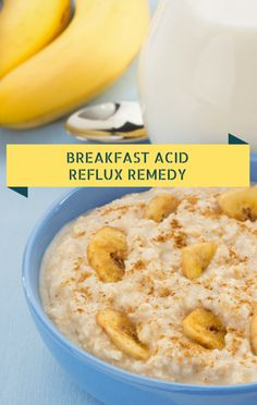 Dr. Oz discussed heartburn and natural ways to combat it, including eating oatmeal with bananas. http://www.wellbuzz.com/dr-oz-diet/dr-oz-prevent-heartburn-banana-oatmeal-acid-reflux-symptoms/