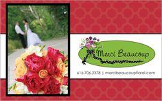 Merci Beaucoup Floral Design   grandrapidsbride.com