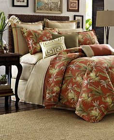 Tommy Bahama Home, Catalina Comforter Sets - Bedding Collections - Bed & Bath - Macy's
