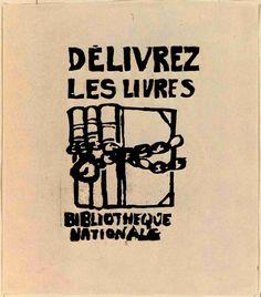 Délivrez les livres - Mai 68