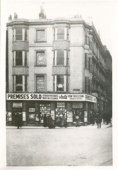 North Street Brighton, 1929, East Sussex