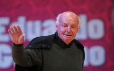 "E' morto Eduardo Galeano, la ""voce aperta"" dell'America Latina #eduardogaleano #galeano"