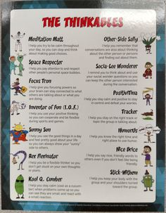 Team Thinkables Description Card for Superflex and his team of Thinkables friends. Social Skills Autism, Social Skills For Kids, Social Skills Activities, Teaching Social Skills, Counseling Activities, Social Emotional Learning, Therapy Activities, Play Therapy, Therapy Ideas