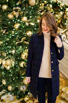 Covering the Bases | Fashion and Travel Blog New York City: The New York City Plaza - NYC Christmas