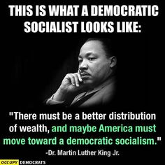 MLK came to believe there would be no freedom without economic equality.  Bernie Sanders marched with him in 1963 & has continued to fight for justice and equality for all, all these years!  Vote for Bernie - he is the President we need!
