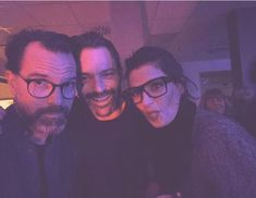 So many beautiful people on 's crew & these two were no exception. Grateful to work alongside these bearded storytelling beasts: & 💜💜 - IG Mar 2020 Man Crush Monday, Stana Katic, Great Artists, Storytelling, Grateful, Beautiful People, Interview, It Cast, Couple Photos