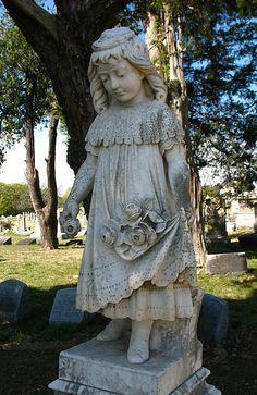 Headstone/sculpture for someone's precious little girl.