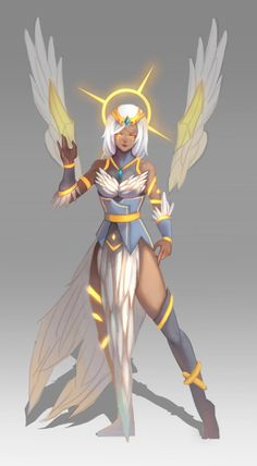 "league-of-legends-sexy-girls: "" Arclight Karma by MICE-KING """