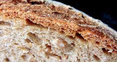 Pan di Pane: Ricetta Pane Integrale con grano germogliato e Pasta Madre.