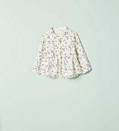 Image 1 of Flounce shirt from Zara