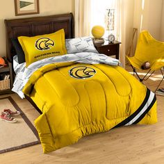 Southern Mississippi Eagles NCAA Bed in a Bag (Twin)