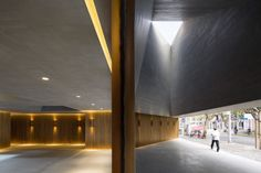 Neri&Hu revives 1930s Shanghai theatre with dramatic stone and bronze