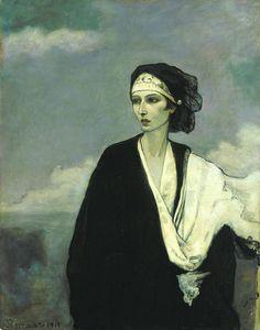 Mujeres Pintoras: Romaine Brooks » Trianarts