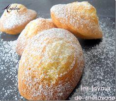 la recette parfaite des madeleine de commercy, une recette facile et inratable et à la portée de tout le monde. La tester c'est l'adopter, super moelleuses