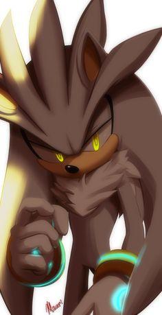 Mecha Sonic [GIF] by yoshiyaki Hedgehog Art, Sonic The Hedgehog, Shadow The Hedgehog, Madara Wallpaper, Sonic Mania, Sonic Fan Characters, Sonic Franchise, Sonic And Amy, Sonic And Shadow