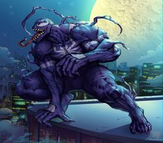Venom Marvel Vs Capcom Version by Ronniesolano on DeviantArt Marvel Venom, Marvel Vs, Marvel Dc Comics, Marvel Heroes, Art Venom, Spider Gwen Venom, Comic Books Art, Comic Art, Book Art