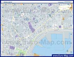 карта неаполя с достопримечательностями на русском языке скачать бесплатно - фото 8