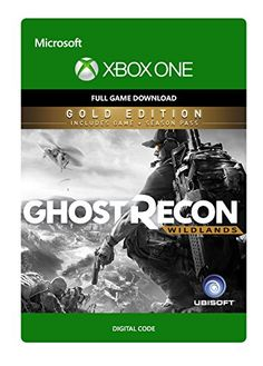 #9: Tom Clancy's Ghost Recon Wildlands - Gold Edition - Xbox One Digital Code