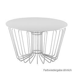 Zanotta 652 wire coffee table 700 h 400 mm white side tables zanotta 652 wire coffee table 700 h 400 mm white side tables pinterest coffee greentooth Gallery