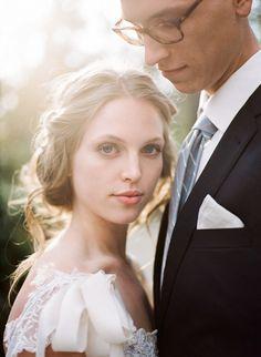 Elegant Atlanta Wedding Inspiration at Swan House | Photos by Archetype