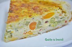 Quiche, Broccoli, Breakfast, Food, Morning Coffee, Essen, Quiches, Meals, Yemek