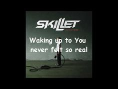 """Skillet - """"Comatose""""  I love rock music with strings! So epic!!!! Amazing song! Got me into Skillet!"""