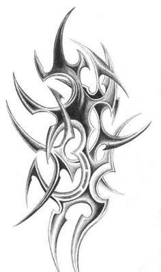 dragon in celtic style. i& very satisfied inspiration - tattoo studio zagreb - zele Tribal Pattern Tattoos, Tribal Dragon Tattoos, Skull Hand Tattoo, Tribal Tattoos For Men, Dragon Sleeve Tattoos, Tribal Sleeve Tattoos, Skull Tattoo Design, Dragon Tattoo Designs, Tribal Tattoo Designs