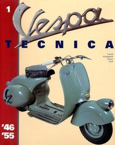 VESPA TECNICA 1946 1955