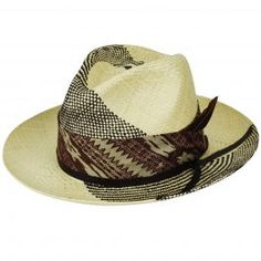 bf4631664a9 The Bailey of Hollywood Rayney Panama Fedora has a handsome grad crown