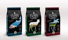 Bozita Nordic by Nature — The Dieline - Branding & Packaging