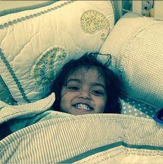 Zoey's Happy Birthday smile!
