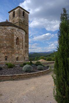 Sant Esteve d'Olius, Solsona Catalonia