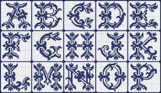 Free Easy Cross, Pattern Maker, PCStitch Charts + Free Historic Old Pattern Books: Sajou No 455