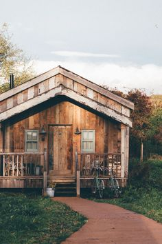 Soho Farmhouse Cabin