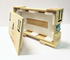 Crating + Display — Art Crating, Inc. Wire Dog Crates, Pallet Crates, Wood Crates, Moving Crates, Wooden Shipping Crates, Art Transportation, Custom Crates, Rustic Wood Box, Wood Display Stand