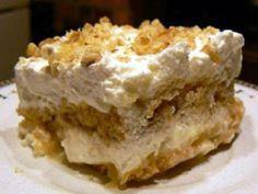 Pudding Desserts, Fun Desserts, Best Dessert Recipes, Desert Recipes, Burger Recipes, Pie Recipes, Oreo Cake, Cold Meals, Pie Dessert