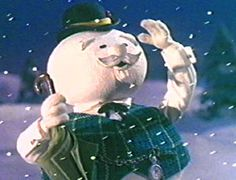 Sam the Snowman from Rudolph the Red-Nosed Reindeer