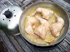 Portugese kip van de Cobb. Kijk voor deze en andere recepten op www.mijncobb.nl.