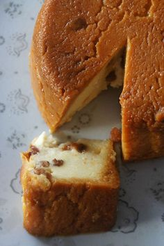 GÂTEAU de SEMOULE aux RAISINS SECS {Ô, RÉGRESSION ...} #REVISITÉ - Blog Coconut - Cuisine | Foodisterie | Home-Made