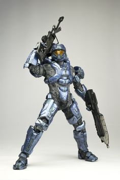 HALO | UNSC Spartan Recruit and Spartan Gabriel Thorne are shipping out soon…