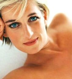 Diana ~ Princess of Wales looking absolutely gorgeous in a Mario Testino photo shoot in 1997.