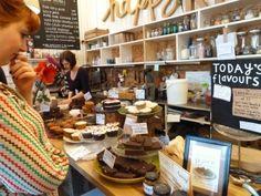 Cucina di Barbara: food blog: Italia & Uk: Bar o Cafè