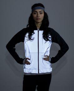 bright bomber jacket *reflective | women's jackets & hoodies | lululemon athletica #doactiveproducts #doputitingear