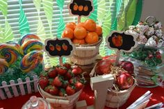 very hungry caterpillar Birthday Party Ideas | Photo 17 of 30 | Catch My Party