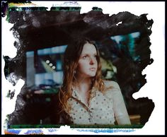 Andy Willis: Beautiful Portrait Photography on Bleached Polaroids