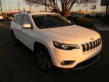 2020 Jeep Cherokee Limited 4x4 Jeep Cherokee Limited Jeep Cherokee Cherokee Limited