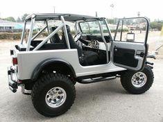 Jeep Here ya go! Jeep Cj7, Cj Jeep, Jeep Truck, Jeep Wrangler, Moab Jeep, Jeep Mods, Badass Jeep, Bug Out Vehicle, Cool Jeeps